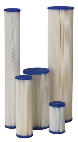 R Series Sediment Water Filters | Pleated Sediment Water Filters | Sediment Filters