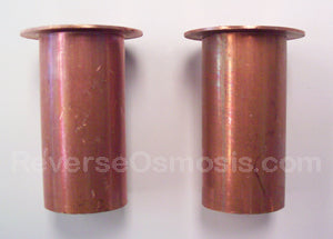 "Autotrol 1"" Copper Tail 
