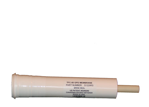 Microline TFC 50 GPD Reverse Osmosis Membrane S1229RS