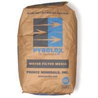 Pyrolox Water Filtration Media | Water Iron Removal Media | Water Softener Pyrolox
