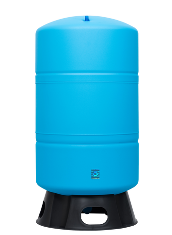 44 Gallon Steel Water Storage Tank | Large Reverse Osmosis Water Tank | Water Storage Tank