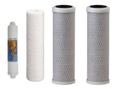 GREAT TAHOE GTS-550-USA RO 5 STAGE COMPLETE REPLACEMENT FILTER PACK 50 GPD