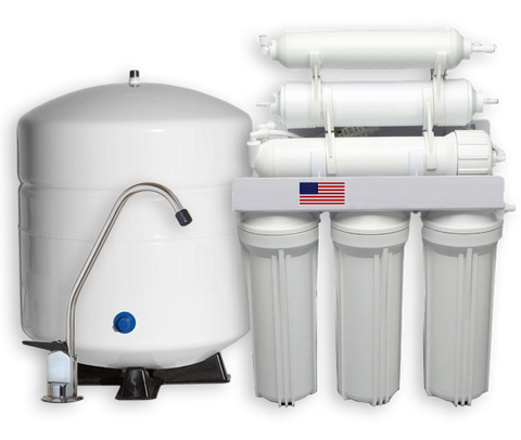 Proseries 6 Stage Alkaline Mineral Reverse Osmosis Water System | Proseries Reverse Osmosis System