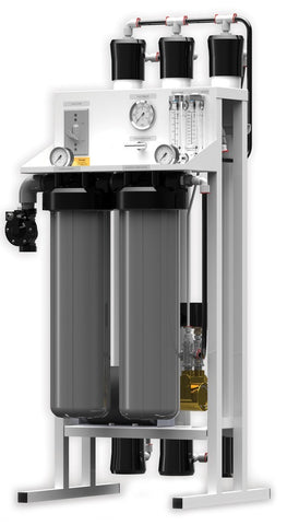 Flexeon BT 1500 GPD Commercial Water System | Axeon Commercial Reverse Osmosis