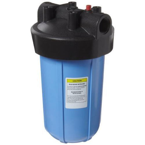 "Big Blue 10"" Water Filter Housing 
