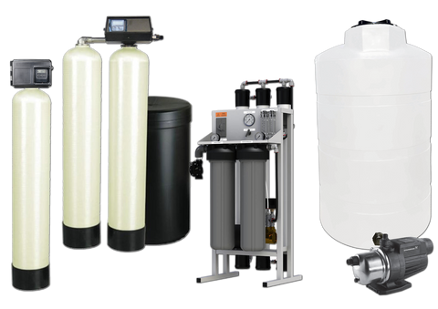 Car Wash Water Systems  | Spot-Free Car Wash Water Filter System | Car Wash Water System Commercial Reverse Osmosis Water Filter System