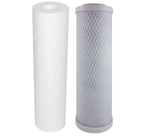 Coralife Pure-Flo Water Filters | 2 Water Filter Set | Coralife Filter