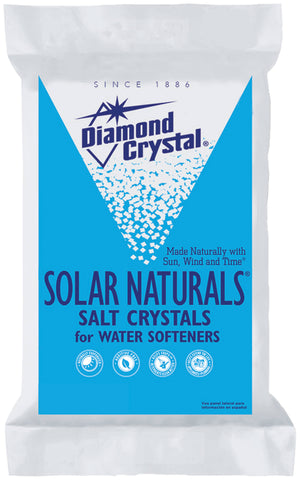 Water Softener Salt | Solar Salt For Water Softeners | Diamond Crystal Water Softener Salt