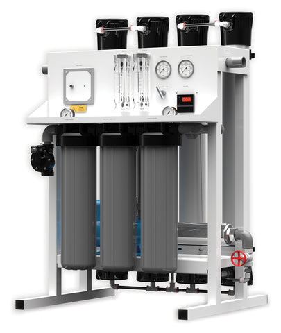 Flexeon CT 5000 GPD Commercial Water System Axeon - Reverse Osmosis Superstore