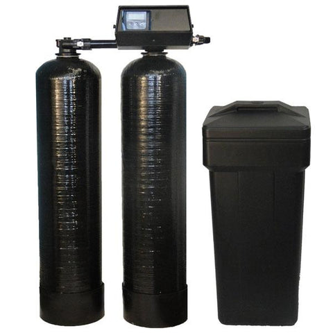 Fleck 9100SXT Twin Water Softener | Whole House Water Softener | Fleck