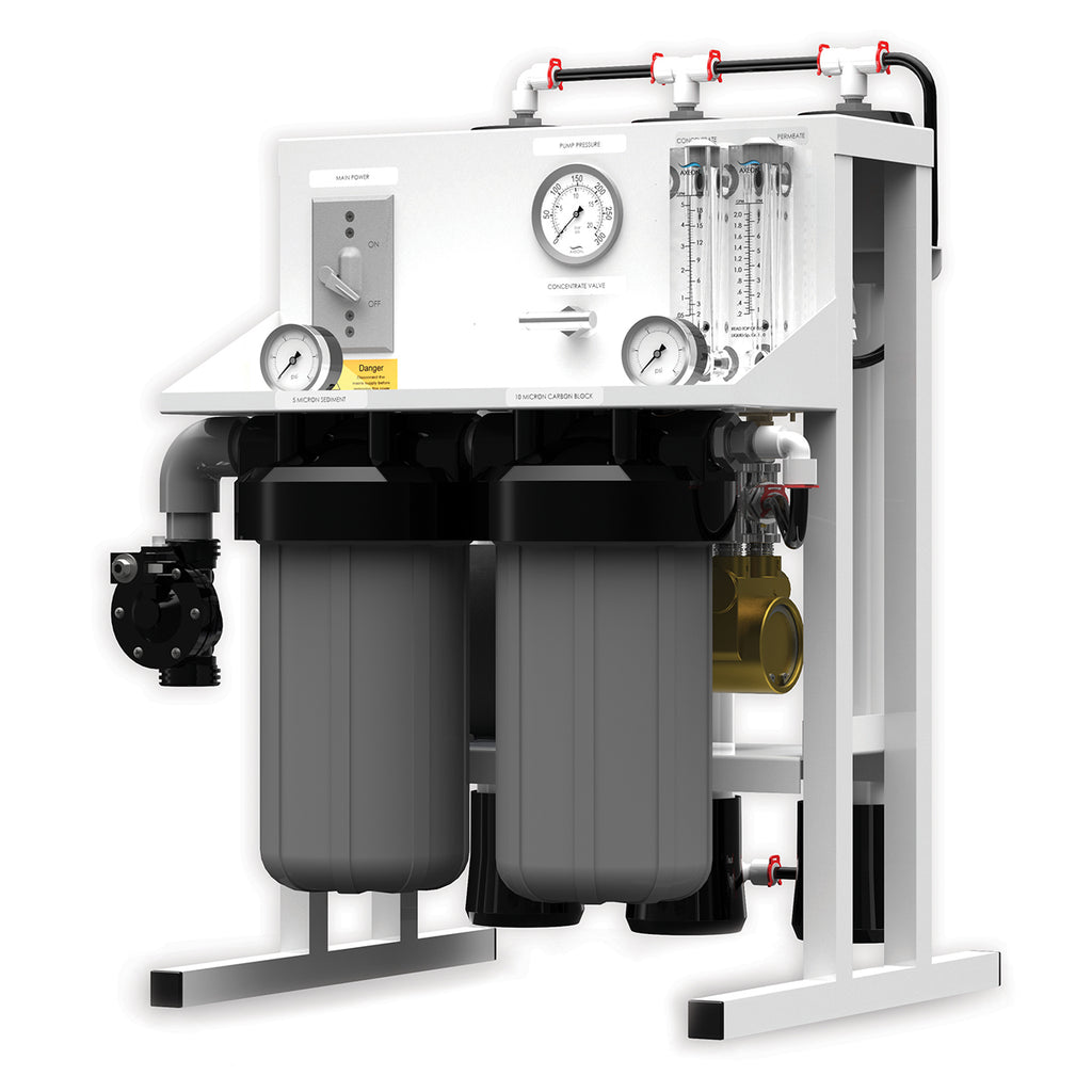 flexeon at 1000 gpd commercial water system axeon reverse osmosis superstore - Commercial Water Filtration System