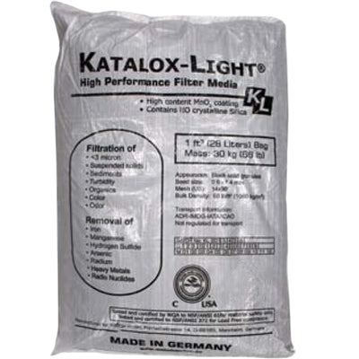 Katalox Light Iron Filter Media | Iron Water Filter Media | Katalox