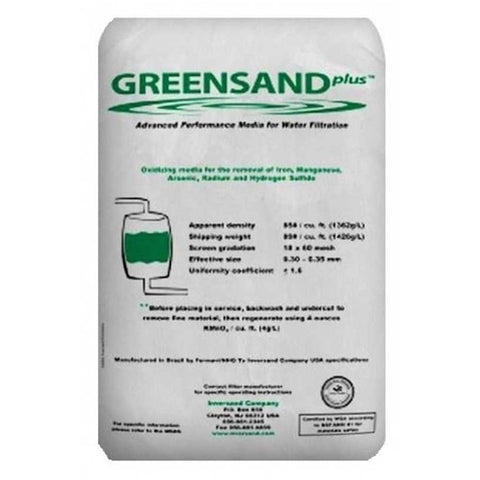 Manganese Greensand | Greensand Iron Removal Filter | Water Softener Manganese Greensand