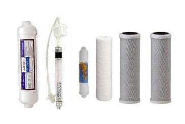 Proseries 7 Stage Water Filter Set | Reverse Osmosis Filters | Proseries Filter
