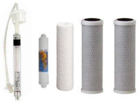 Proseries 6 Stage Uv Water Filter Set | Reverse Osmosis Filters | Proseries Filter