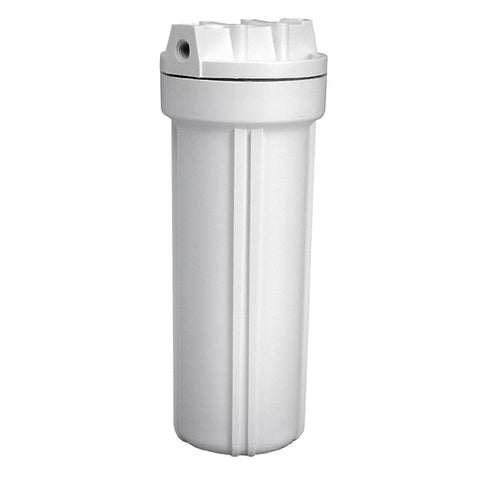 Reverse Osmosis Water Filter Housing | Standard Size 2.5 X 10 | Water Filter Housing