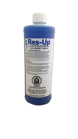 Res-Up Water Softener Resin Cleaner | Water Softener Res-Up