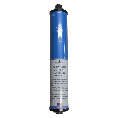 Microline Reverse Osmosis Water Filter | Microline S7025 GAC Carbon Filter | Microline Filter