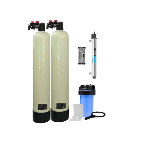 Salt Free Water Conditioning System | Scale Reduction Water System