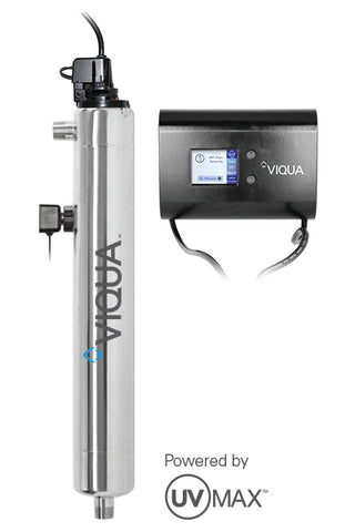 VIQUA E4+ Pro UV Water Disinfection System | Commercial Water Disinfection