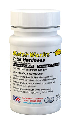 Water Works Total Hardness Test Kit
