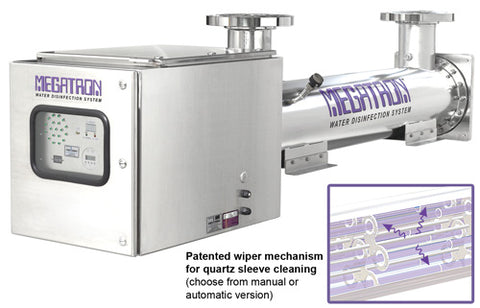 Megatron Ultraviolet UV Water Systems