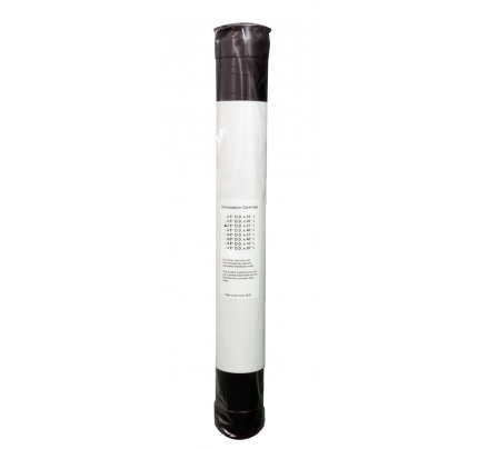 "Deionization Water Filter | Mixed Bed DI Water Filter | 4"" x 40"" 