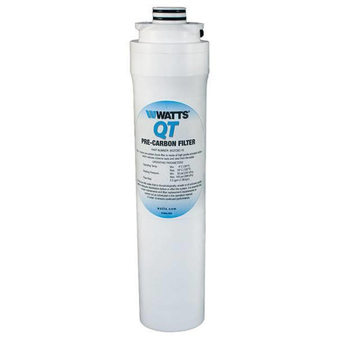 Watts Qt Carbon Block Water Filter | Wqtcbc-10 | Watts Filter