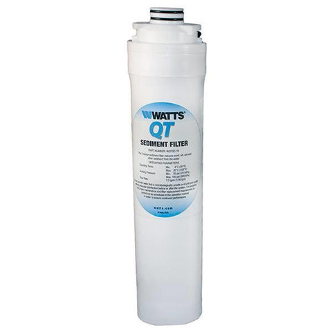 Watts Qt Sediment Water Filter | Wqtsc-10 | Watts Filter