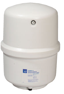 4 Gallon White Polypropylene Water Storage Tank | Reverse Osmosis Water Storage Tank
