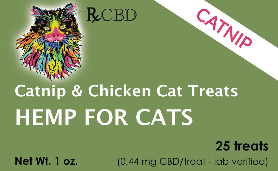 Catnip & Chicken Cat Treats