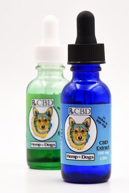 RxCBD Dog Extract Hemp CBD
