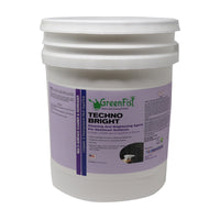 Techno Bright Aluminum Surface Degreaser Brightening And Cleaning Agent Commercial (5 Gallon) - GreenFist