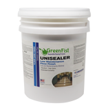 GreenFist Unisealer Low Maintenance High Gloss Floor Finish, 5 gallon Pail