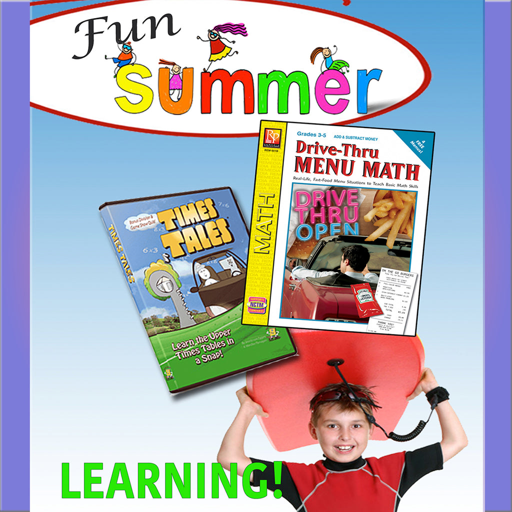 How to Keep Homeschooling Fun through the Summer!