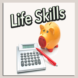 Life skills learning for kids- learning disabilities