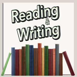 reading and writing workbooks for elementary age
