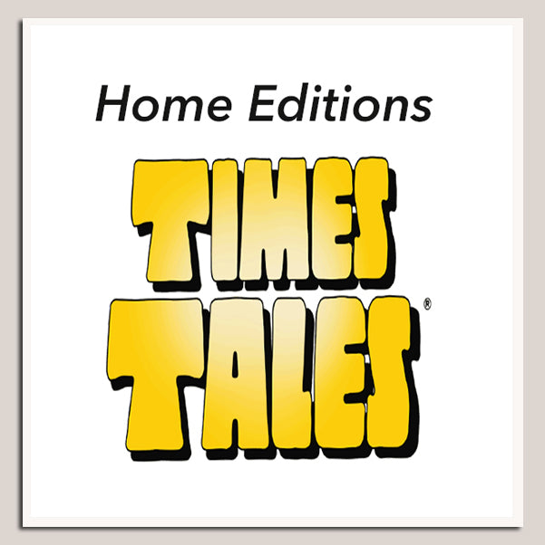 Times Tales® - Home Editions: Times Tables Practice