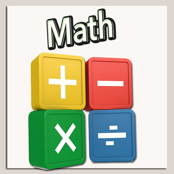 Elementary Math Workbooks