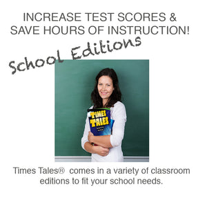 Times Tales® School Editions