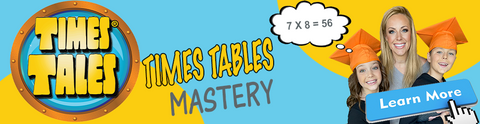 Use Times Tales to master the multiplication chart