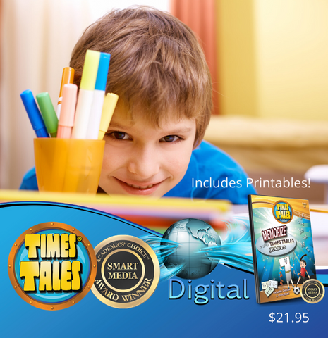 Try out Times Tales multiplication system today