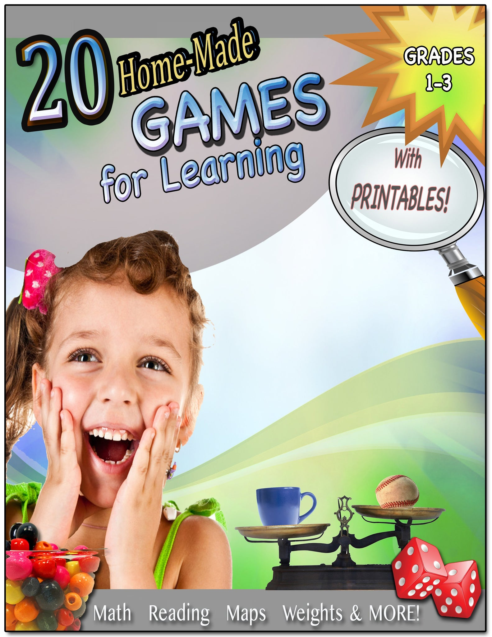 20 Home-made games for learning