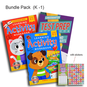 Bundle Pack - (Kindergarten -1st Grade)  #A1