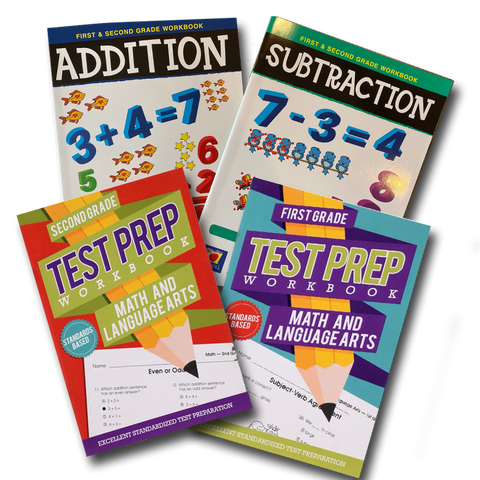 Bundle Pack - (Grades 1-2 )  #B1