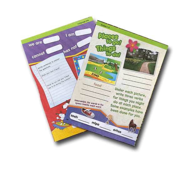 Bundle Pack - (Grades 1-2 )  #B2
