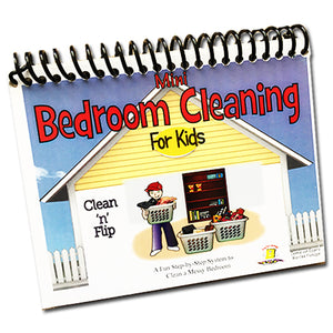 Mini Bedroom Cleaning for Kids! Digital Download