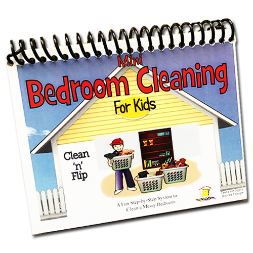 Mini-Bedroom Cleaning Booklet -  (Digital Download)