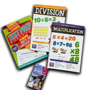 Bundle Pack - (Grade 3 )  #C3