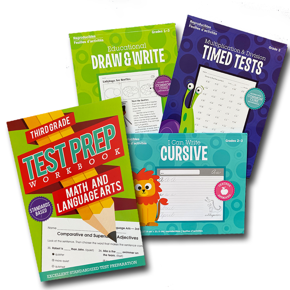 Bundle Pack -  (Grades 2-3 )  #C6